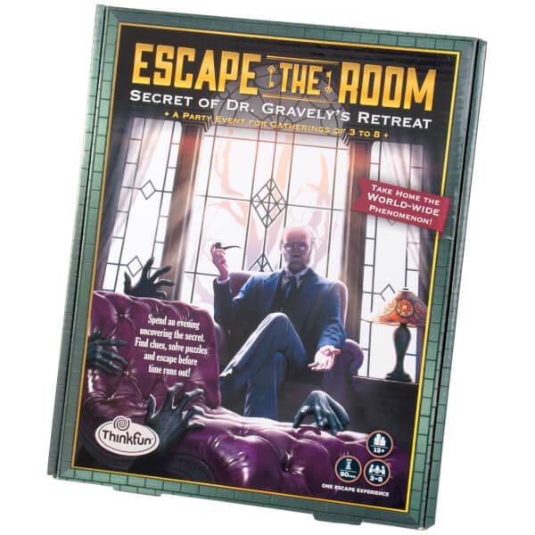 Escape the room game secret of dr gravely 39 s retreat toys for Secret escape games