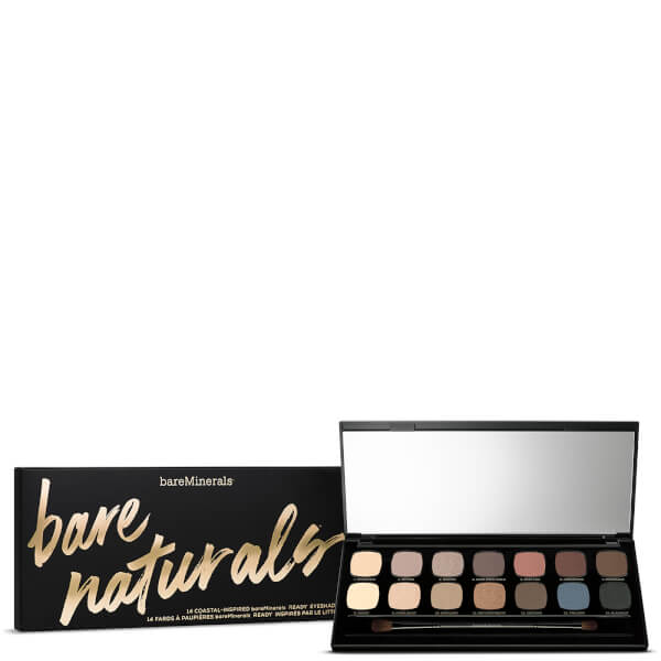 bareMinerals Ready 14.0 Palette - The Bare Naturals