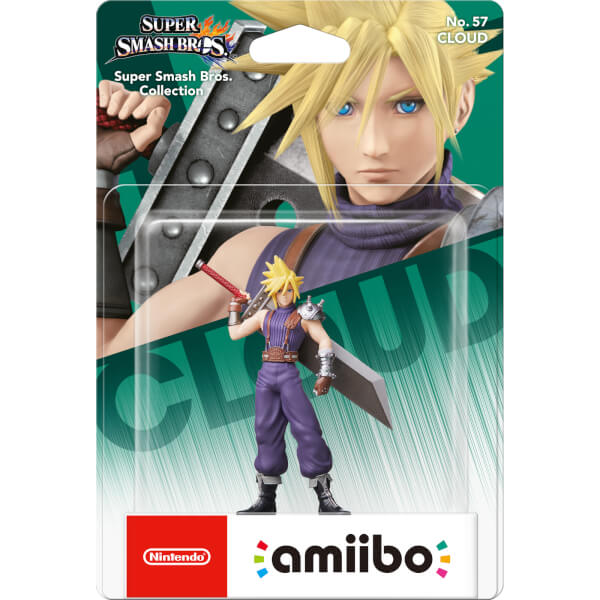 Cloud No.57 amiibo