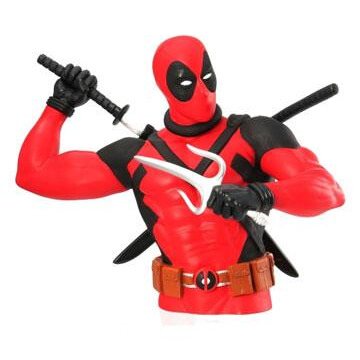 Tirelire Deadpool - Marvel (Version 2)