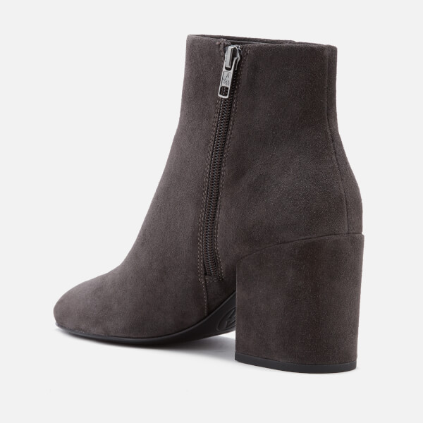 Ash Women's Eden Suede Heeled Ankle Boots - Bistro - UK 4 With Paypal Free Shipping Pictures Cheap Price qeaOAKWIC7