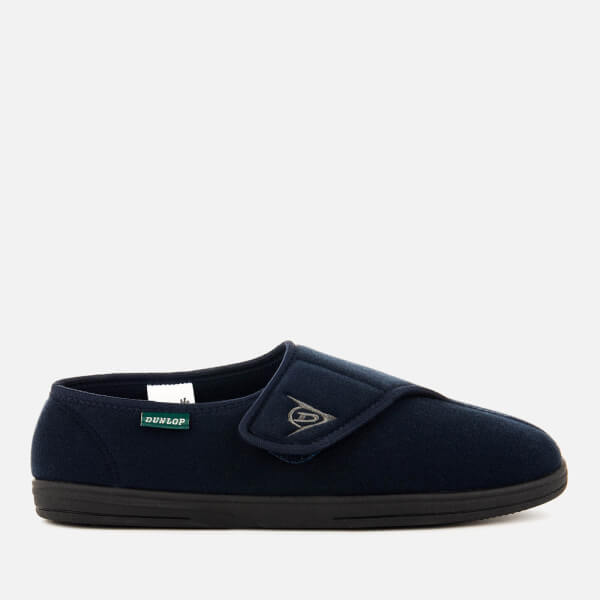 Dunlop Men's Arthur Slippers - Navy