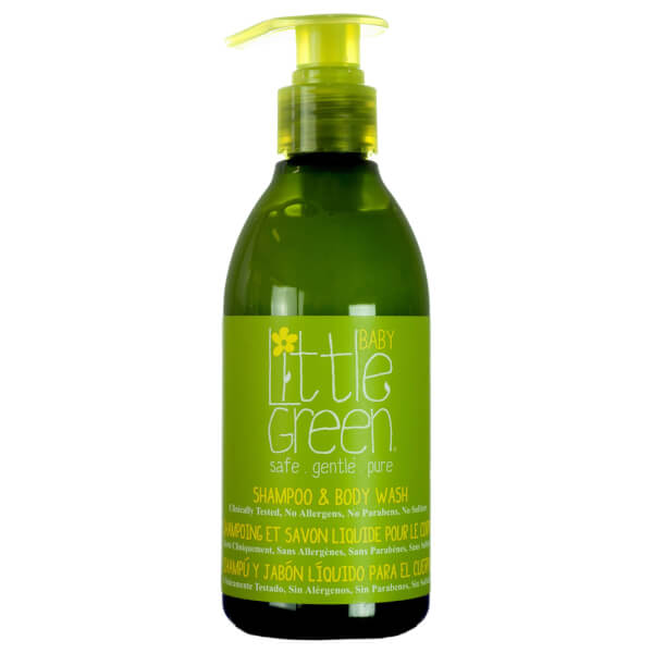 Little Green Baby Shampoo And Body Wash 240ml Buy Online