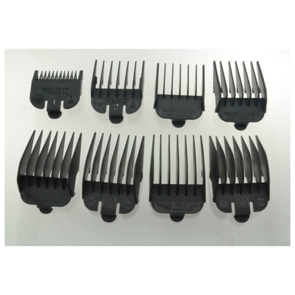 wahl plastic clipper guide comb attachment size 1 8 buy online at ry. Black Bedroom Furniture Sets. Home Design Ideas