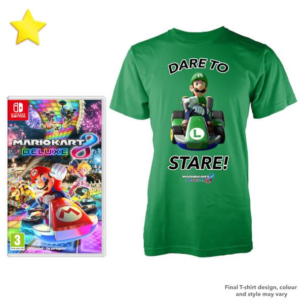 Mario Kart 8 Deluxe + T-Shirt