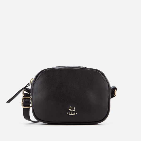 Radley Women's Greyfriars Gardens Small Ziptop Cross Body Bag - Black