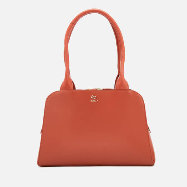 Radley Women's Millbank Medium Ziptop Tote Bag - Paprika