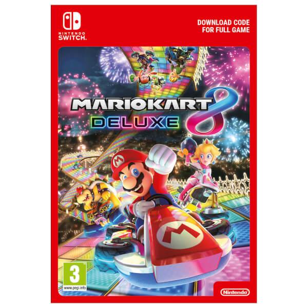 Mario Kart 8 Deluxe - Digital Download B2BFETEST