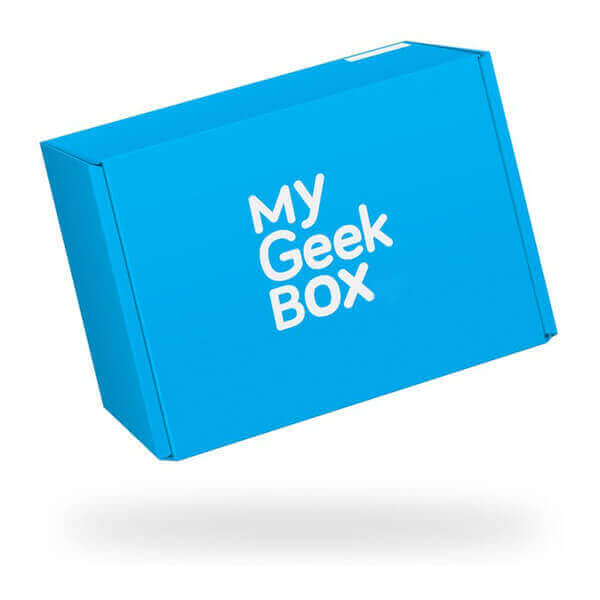 My Geek Box Mystery Welcome Box