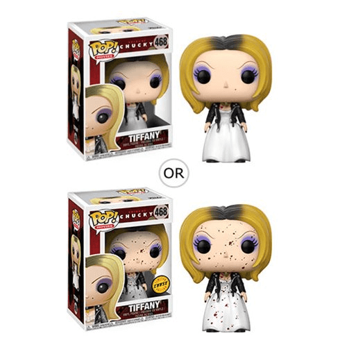 Bride Of Chucky Tiffany Pop Vinyl Figure Merchandise Zavvi