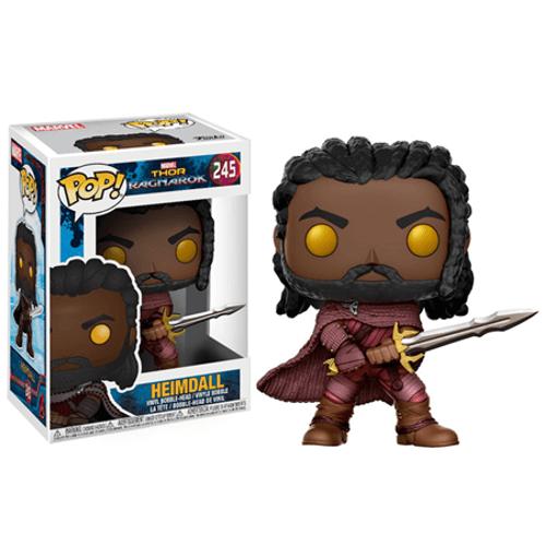 Figurine Pop! Heimdall Thor: Ragnarok