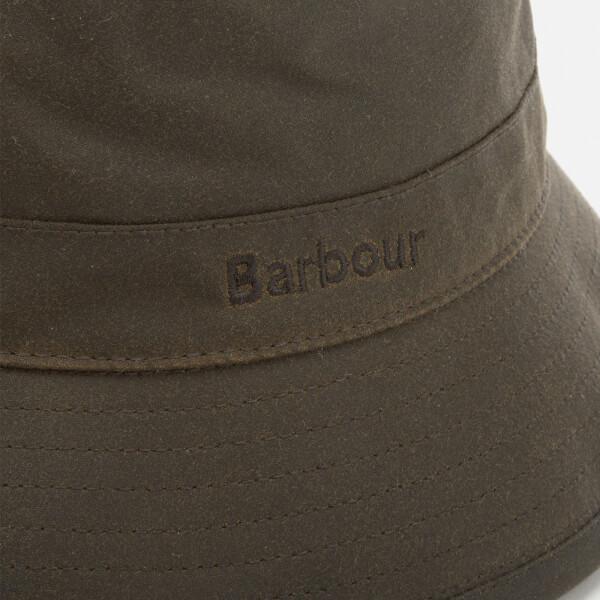 3d2344ba453a5 Barbour Men's Wax Sports Hat - Olive: Image 3