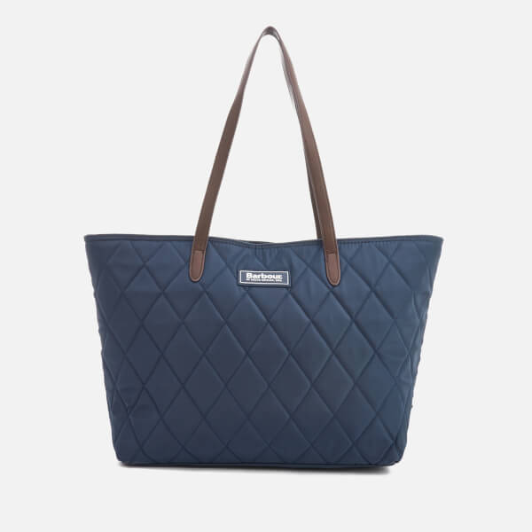 Barbour Women's Witford Small Tote Bag - Navy