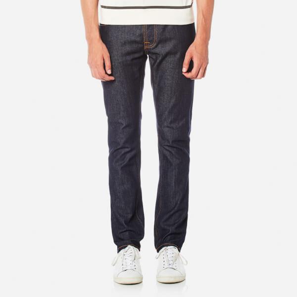 Nudie Jeans Men's Grim Tim Slim Jeans - Dry Open Navy