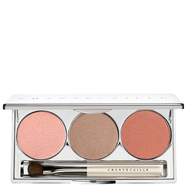 Chantecaille Seashell Eye and Cheek Trio 40ml