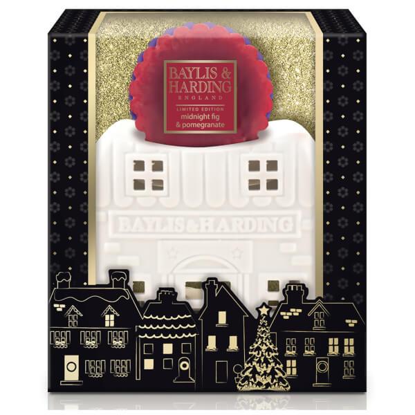 Baylis & Harding Signature Festive Wax Melt House Set