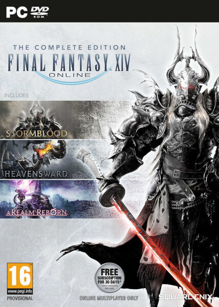 Final Fantasy XIV The Complete Edition