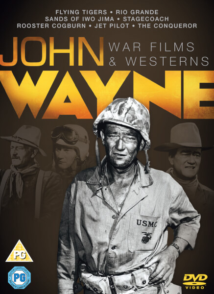 John Wayne War & Westerns Collection