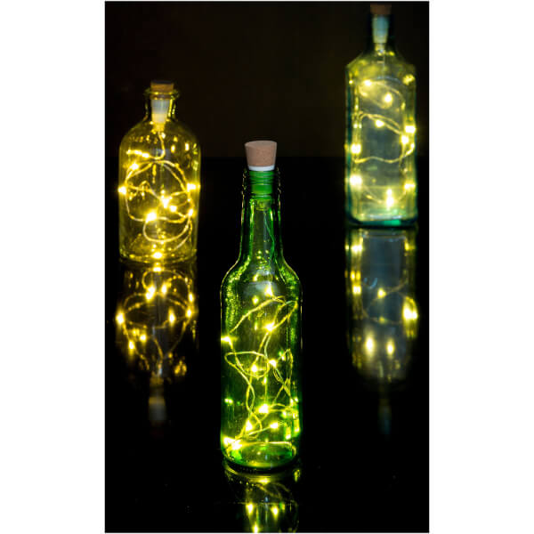 Bottle String Lights: Image 01