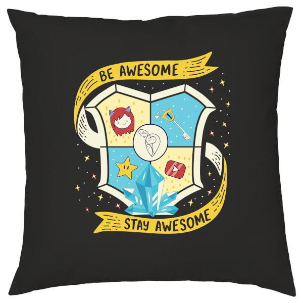 Blue Guild Cushion