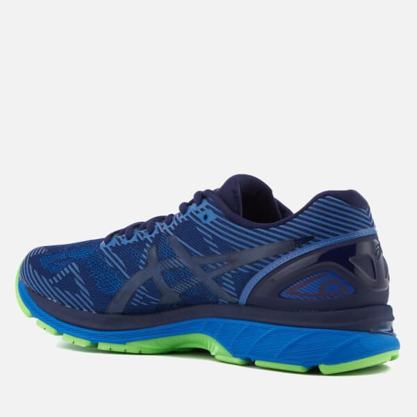 0e8f6ec498ca Asics Running Men s Gel Nimbus 19 Lite Show Trainers - Indigo Blue Directoire  Blue