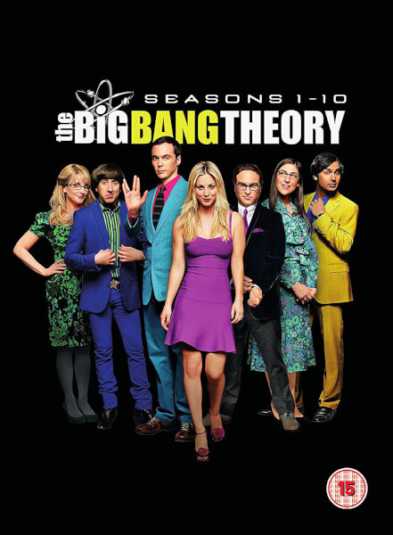 Big Bang Theory - Season 1-10