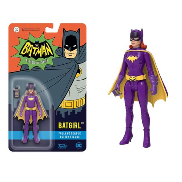 Funko Dc Heroes Batgirl Action Figure Pop In A Box Us