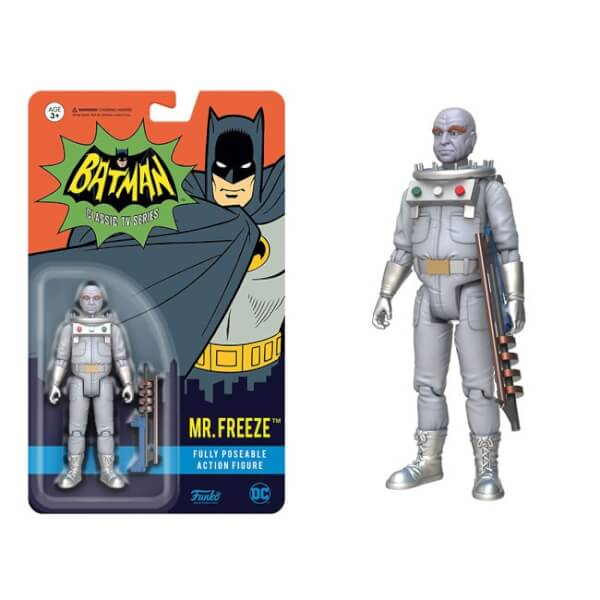 Funko DC Heroes Mr. Freeze with Chase Action Figure