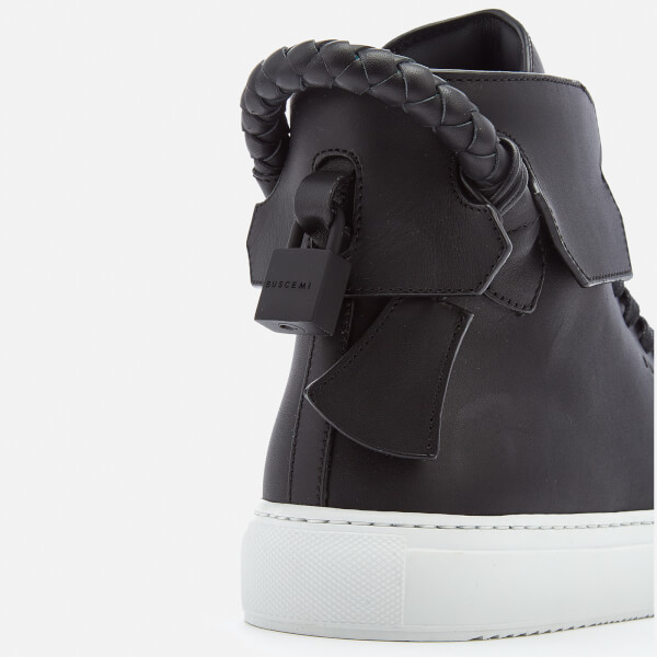 BUSCEMIMen's 125MM Weave High Top Trainers - / - UK 7 aQvk5ErN