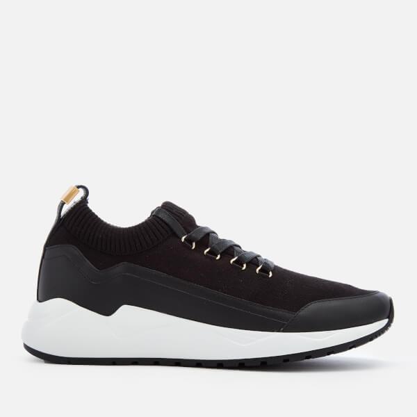 buscemi men s run 1 low top trainers black black free uk