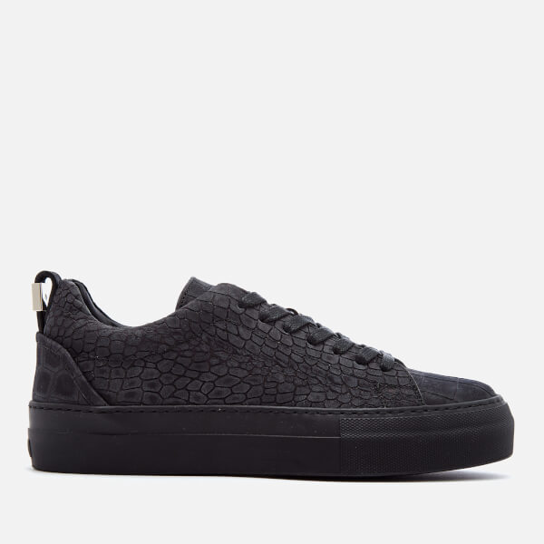 BUSCEMI Women's Tennis Nubuck Trainers - - UK 3 dvz5KjBwRx