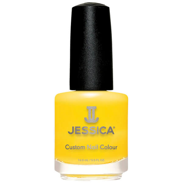 Jessica Nails Custom Colour Nail Varnish 14.8ml - Yellow