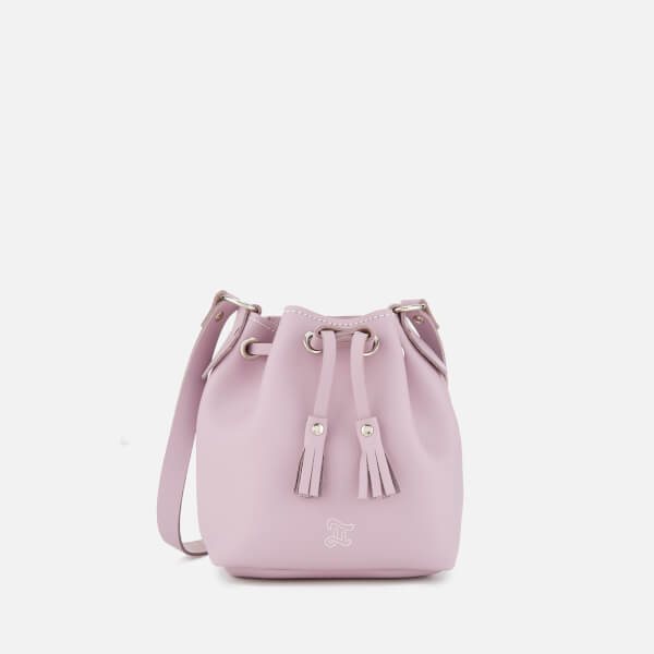 Grafea Women's Mini Bucket Bag - Lilac