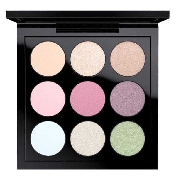 MAC Eye Shadow x 9 - Pastel Times Nine