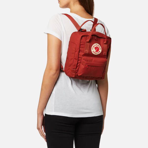 ee5931f53b Fjallraven Kanken Mini Backpack - Deep Red  Image 3