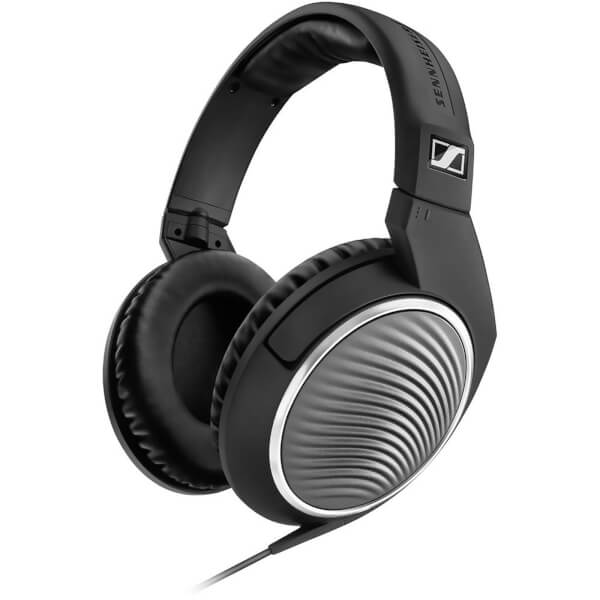 Sennheiser HD471G Closed Over Ear Headphones for Android - Black