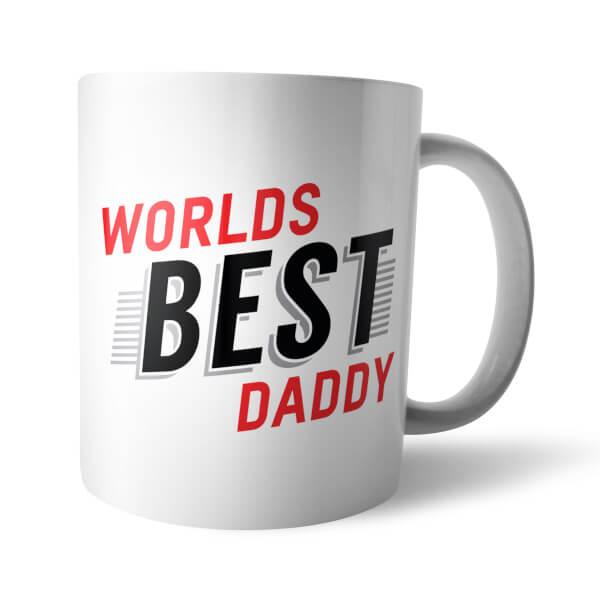 Tasse World's Best Daddy