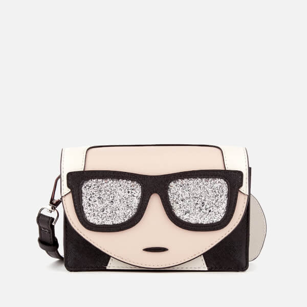 Official Karl Lagerfeld Ikonik backpack Cheap Sale Pick A Best POZ3wIILz