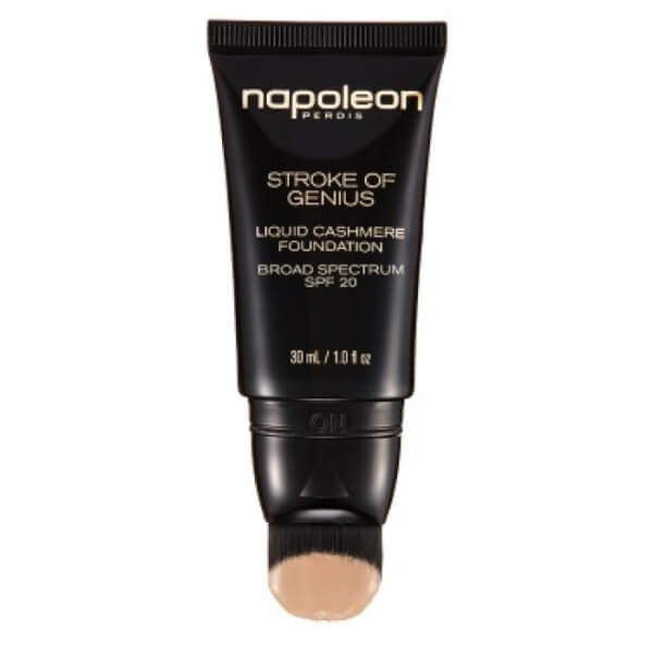 Napoleon Perdis Stroke Of Genius Liquid Cashmere Foundation SPF20