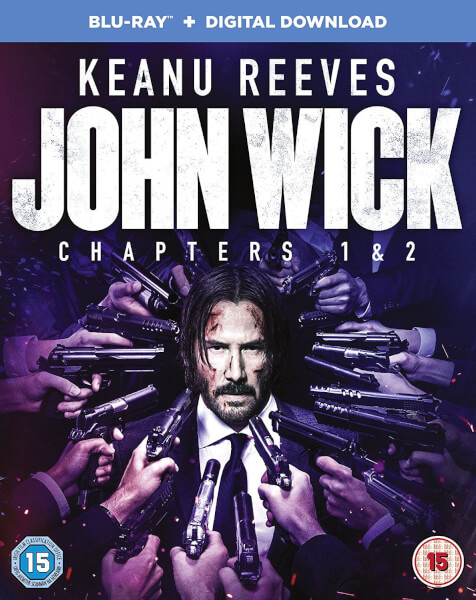 JOHN WICK Duology 2014 - 2017 BluRay 720p 1080p 480p x264 MKV HD YIFY Hindi + English Dual Audio