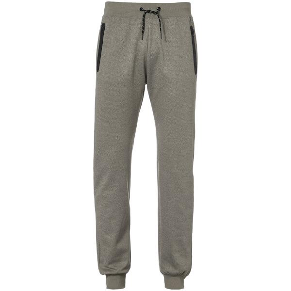 Dissident Men's Holford Sweatpants - Grey Marl