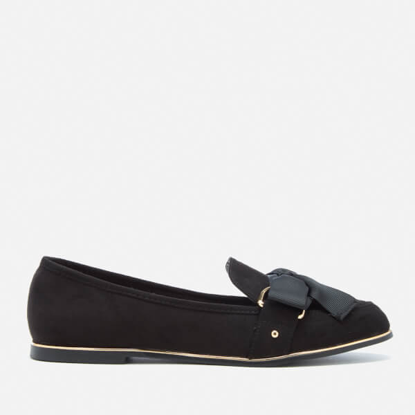 be40f7dad57 Miss KG Women s Mable Flat Shoes - Black
