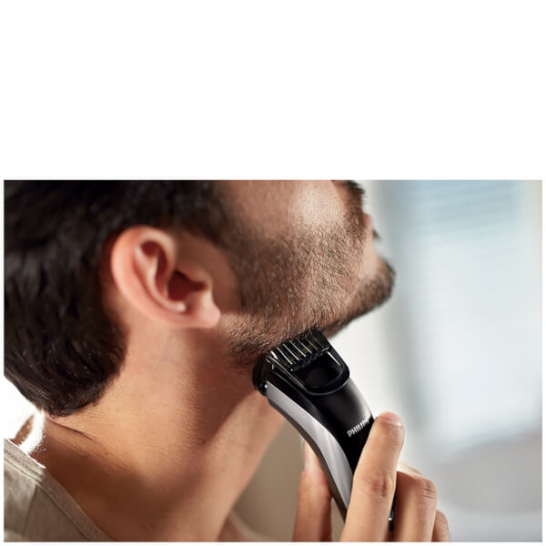 philips qt4013 23 series 3000 beard and stubble trimmer skin friendly free shipping. Black Bedroom Furniture Sets. Home Design Ideas