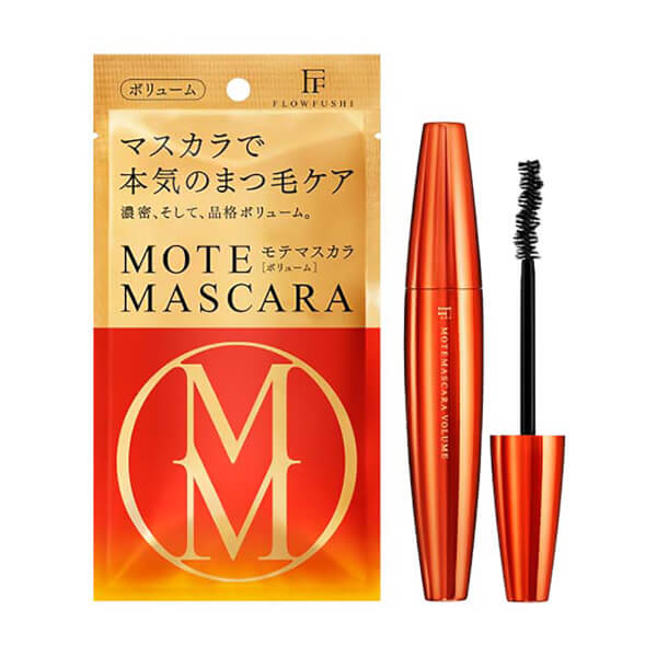 FLOWFUSHI Motemascara Repair Vo-R Volume Mascara