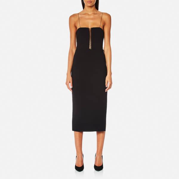 Bec & Bridge Women's Heartbreaker Midi Dress - Black