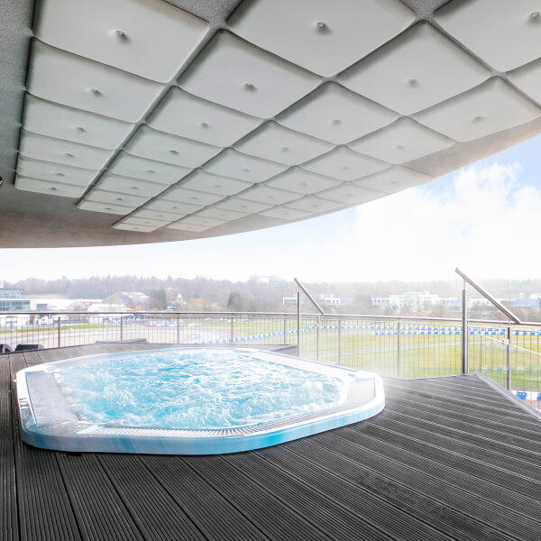 50% Off Spa Treat with Lunch or Afternoon Tea at Brooklands Hotel, Surrey
