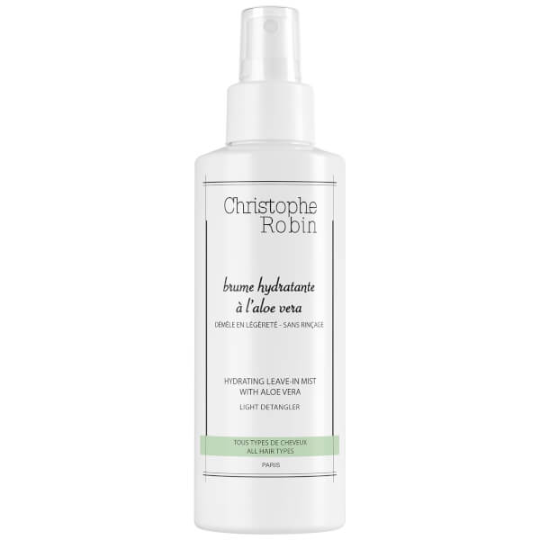 Christophe Robin Hydrating Leave-In Mist with Aloe Vera 180ml