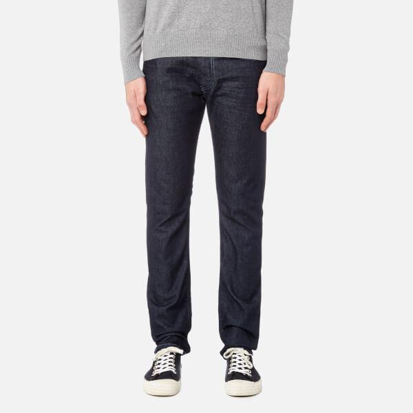 b5204c23 Diesel Men's Thommer Skinny Jeans - Blue Mens Clothing   TheHut.com