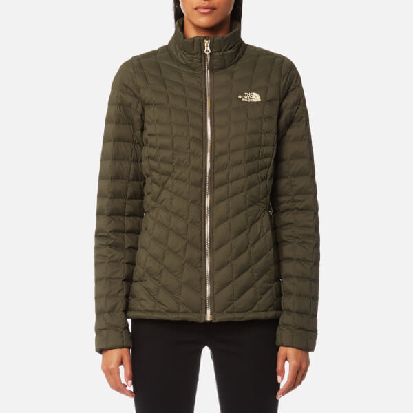 The North Face Women's Thermoball® Full Zip Jacket - New Taupe Green