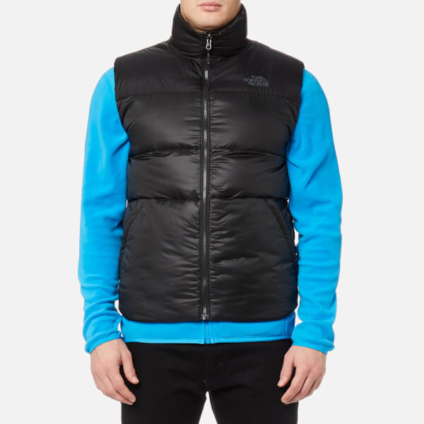 57b9b5e8af The North Face Men s Nuptse III Vest - TNF Black Clothing